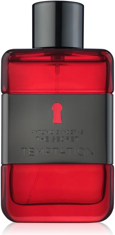 Antonio Banderas The Secret Temptation - Туалетная вода (тестер с крышечкой)
