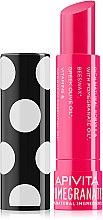 Духи, Парфюмерия, косметика Бальзам для губ с пчелиным воском и гранатом - Apivita Lip Care with Pomegranate