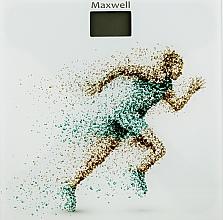 Духи, Парфюмерия, косметика Весы напольные - Maxwell MW-2667