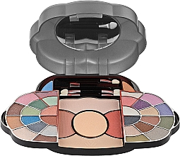Духи, Парфюмерия, косметика Косметический набор, HB-2533S - Ruby Rose Deluxe Beauty Make Up Kit