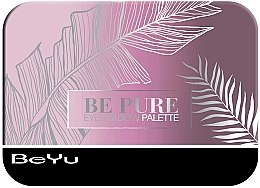Духи, Парфюмерия, косметика Набор теней для век - BeYu Be Pure Eye Shadows