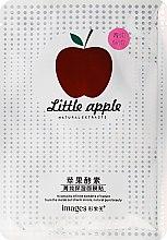 Духи, Парфюмерия, косметика Тканевая маска для лица с яблоком - Images Natural Extract Little Apple Sheet Mask
