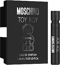 Парфумерія, косметика Moschino Toy Boy - Парфумована вода (пробник)