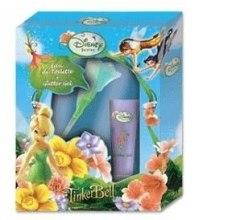 Духи, Парфюмерия, косметика Admiranda Tinker Bell - Набор (edt 22ml + гель для тела с блестками 50ml)