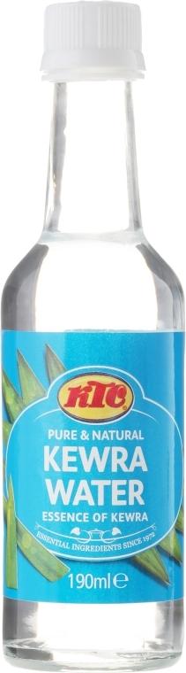 Цветочная вода кевра - KTC Kewra Water