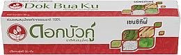 Духи, Парфюмерия, косметика Коричневая зубная паста на травах для чувствительных десен - Twin Lotus Dok Bua Ku Herbal Toothpaste Sensitive