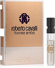 Духи, Парфюмерия, косметика Roberto Cavalli Florence Amber - Парфюмированная вода (пробник)