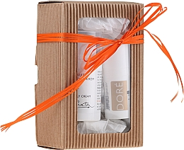 Духи, Парфюмерия, косметика Набор - Le Chaton Water Lily Skin Care Cosmetic Set (f/cr/50ml + f/serum/15ml)