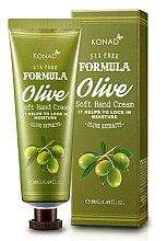 Духи, Парфюмерия, косметика Крем для рук с оливковым маслом - Konad Olive Soft Hand Cream