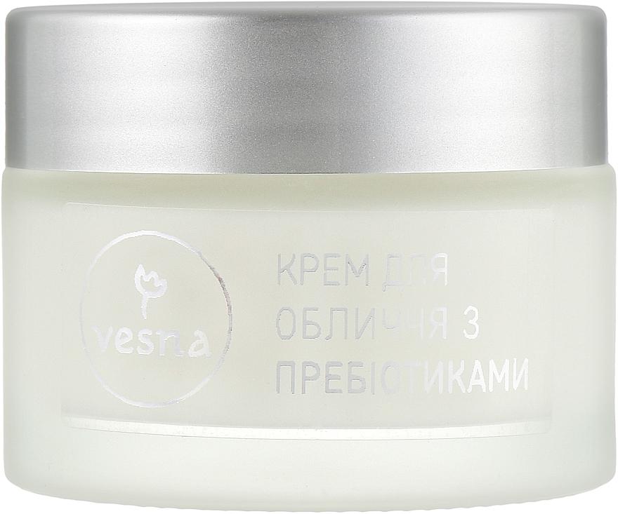 Крем с пребиотиками для лица - Vesna