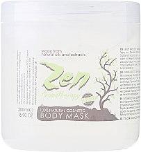 Духи, Парфюмерия, косметика Маска для тела - Hristina Cosmetics Sezmar Professional Zen Aromatherapy Body Mask