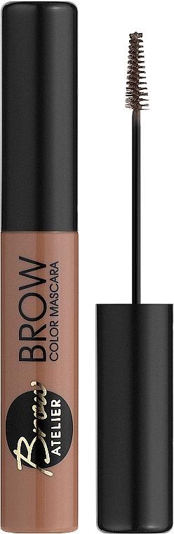 Тушь для бровей - Vivienne Sabo Atelier Brow Mascara