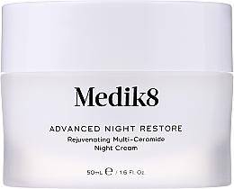 Духи, Парфюмерия, косметика Омолаживающий ночной крем для лица с мульти-керамидами - Medik8 Advanced Night Restore Rejuvenating Multi-Ceramide Night Cream
