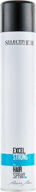 Лак для волос сильной фиксации - Selective Professional Artistic Flair Excel Strong Hairspray — фото N1