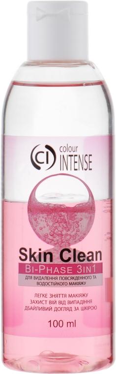 Двухфазное средство для демакияжа с экстрактом грейпфрута - Colour Intense Skin Clear Bi-Phase 3in1