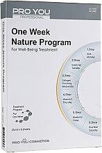 Духи, Парфюмерия, косметика Набор масок для лица - Pro You Professional One Week Nature Program (mask/6x25)