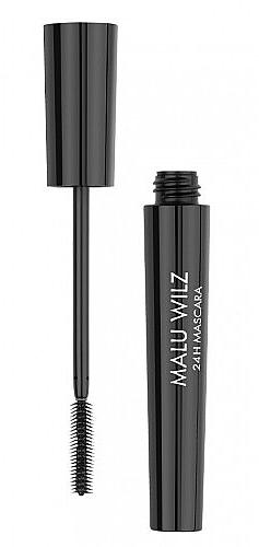 Стойкая тушь для ресниц - Malu Wilz 24h Mascara