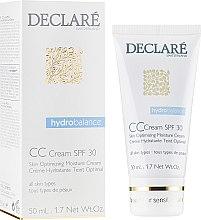 Парфумерія, косметика CC-крем для обличчя SPF 30 - Declare Skin Optimizing Moisture Cream
