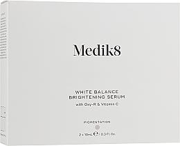 Духи, Парфюмерия, косметика Сыворотка от пигментации - Medik8 White Balance Brightening Serum