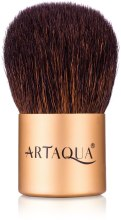 Духи, Парфюмерия, косметика Кисть для румян из натурального ворса, темный ворс - Artaqua Blush Brush