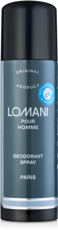 Parfums Parour Lomani - Дезодорант