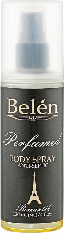 """Спрей для тела """"Романтика"""" - Belen Perfumed Body Spray Anti-Septic Romantik"""