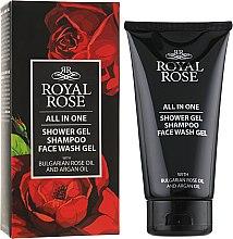 Духи, Парфюмерия, косметика Средство 3в1 для мужчин - BioFresh Royal Rose All In One