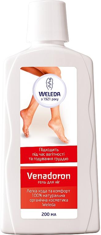 Гель для ног тонизирующий - Weleda Venadoron