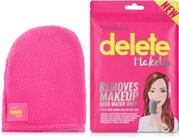 Духи, Парфюмерия, косметика Рукавичка для снятия макияжа, розовая - Glove Delete Makeup