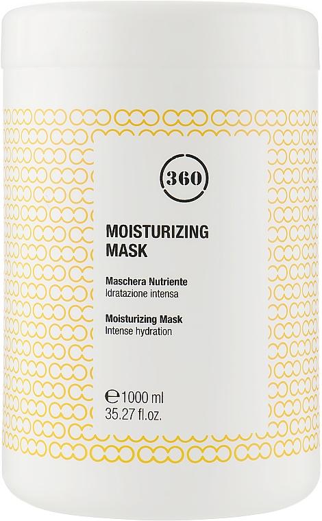 Увлажняющая маска для волос - Kaaral 360 Moisturizing Mask