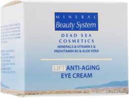 Подтягивающий крем для век Lift - Mineral Beauty System Lift Anti-Aging Eye Cream — фото N1