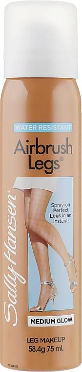 Тональный спрей для ног - Sally Hansen Airbrush Legs Medium Glow