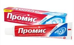 """Духи, Парфюмерия, косметика Зубная паста """"Промис"""" с содой - Dabur"""