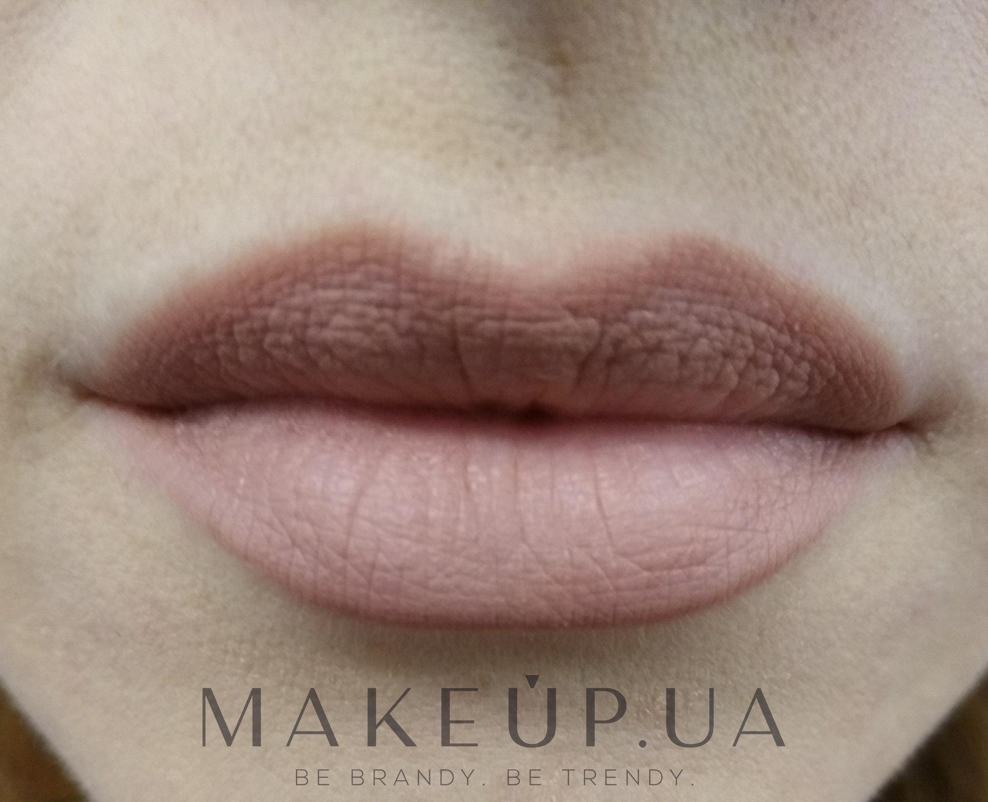 Makeup жидкая матовая губная помада Farmasi Velvet Matte Liquid