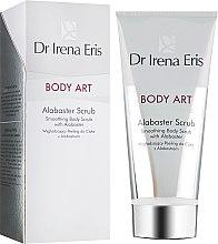 Духи, Парфюмерия, косметика Разглаживающий скраб для тела - Dr. Irena Eris Body Art Alabaster Scrub