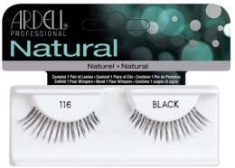 Духи, Парфюмерия, косметика Накладные ресницы - Ardell Natural Lashes Black 116