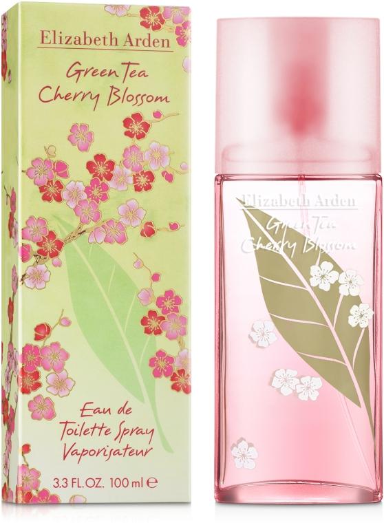 Elizabeth Arden Green Tea Cherry Blossom Eau De Toilette - Туалетная вода