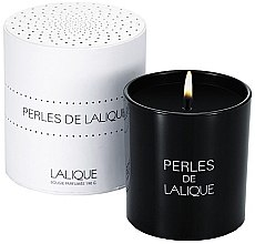 Парфумерія, косметика Lalique Perles de Lalique - Парфумована свічка