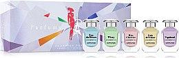 Духи, Парфюмерия, косметика Charrier Parfums Parfums De Luxe - Набор (edp/12mlx5)
