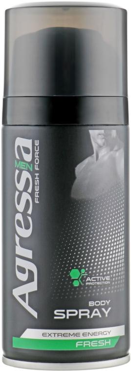 Дезодорант - Agressia Fresh