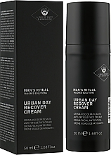 Духи, Парфюмерия, косметика Крем-антистресс для лица - Dear Beard Man's Ritual Urban Day Recover Cream