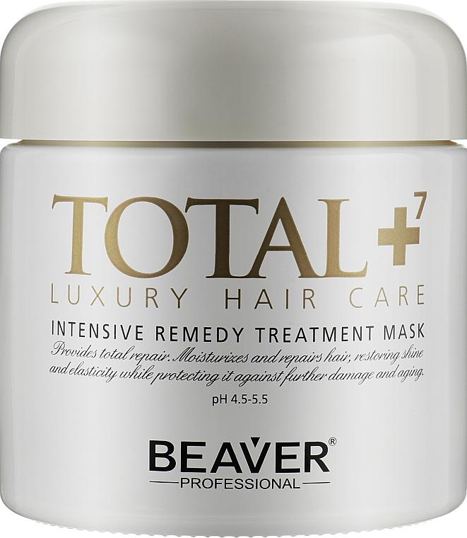 Омолаживающая маска для проблемных волос - Beaver Professional Total7 Mask