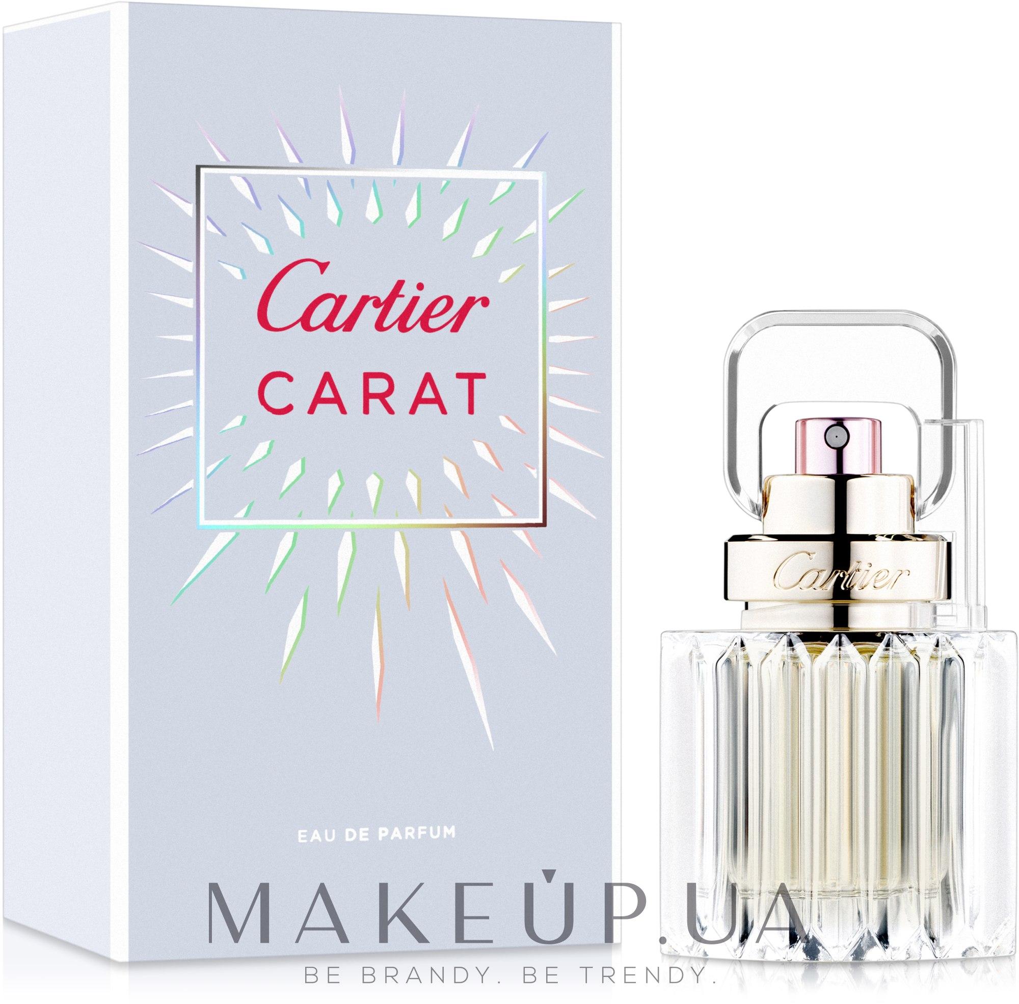 Cartier Carat - Парфюмированная вода — фото 30ml