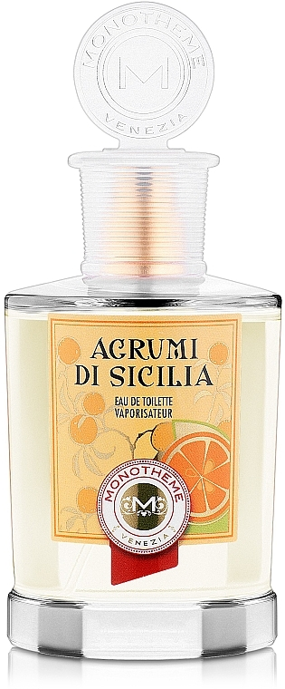 Monotheme Fine Fragrances Venezia Acrumi Di Sicilia - Туалетная вода