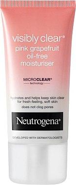 Увлажняющий крем для лица - Neutrogena Visibly Clear Pink Grapefruit Oil-Free Moisturiser