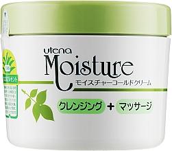 Духи, Парфюмерия, косметика Крем для умывания и снятия макияжа с экстрактом алоэ и маслом жожоба - Utena Moisture Cold Cream