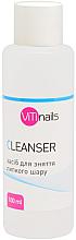 Духи, Парфюмерия, косметика Средство для снятия липкого слоя - Vitinails Cleanser