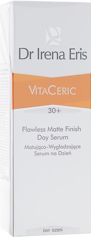 Дневная матирующая сыворотка для лица - Dr. Irena Eris Flawless Matte Finish Day Serum 30+