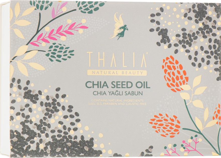 Натуральное мыло с маслом семен чиа - Thalia