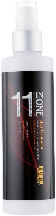 Спрей-масло 11 в 1 для восстановления волос - Bingo Argan Oil&Keratin 11 in One